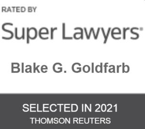 Superlawyers Blake Goldfarb