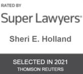 Superlawyers Sheri Holland
