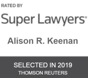 Superlawyers Alison Keenan